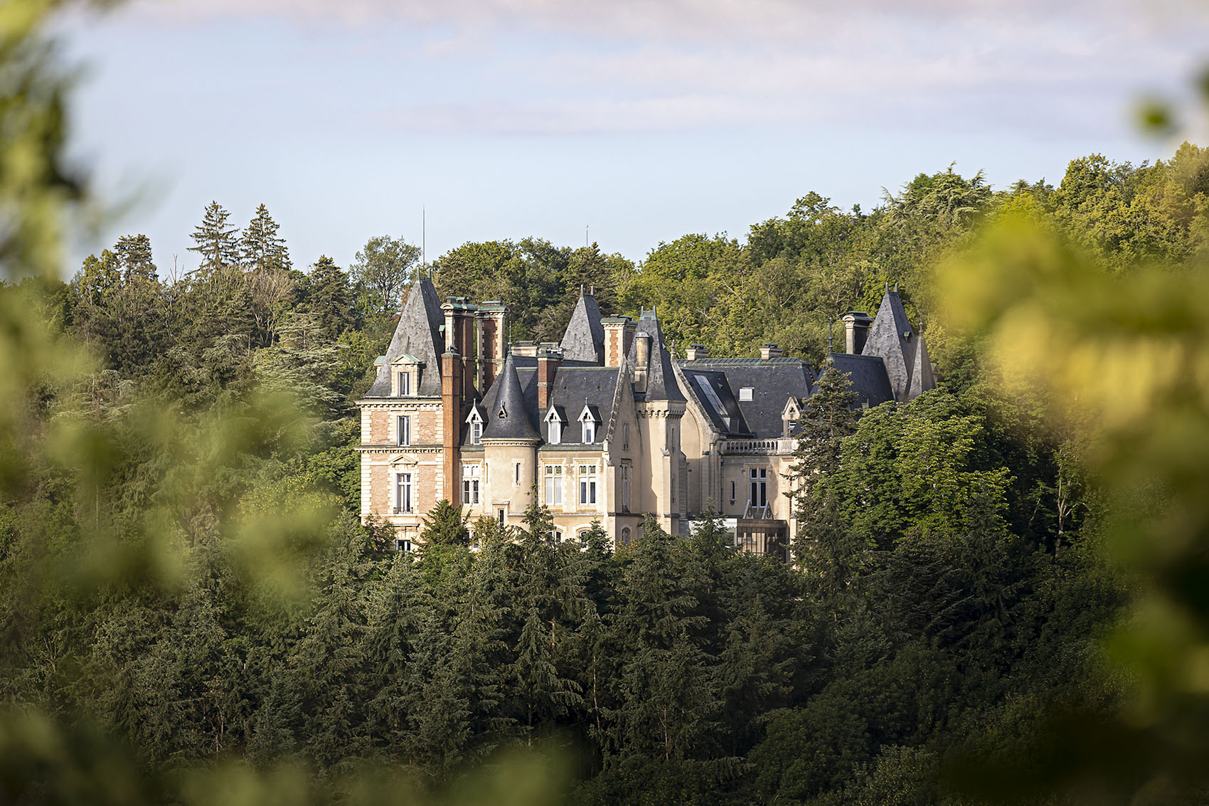 Le domaine et son chateau
